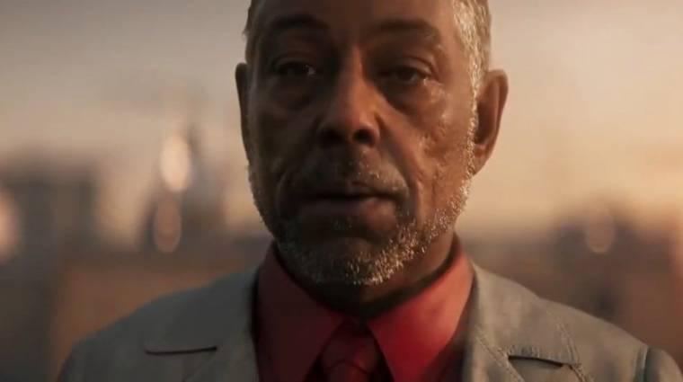 Mozgásban is láthatjuk a Far Cry 6 főgonoszát bevezetőkép