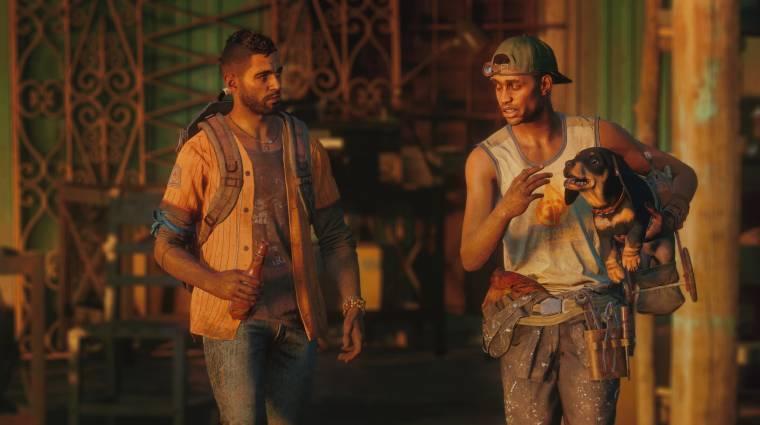 Eldönthetjük a Far Cry 6 főhősének nemét bevezetőkép