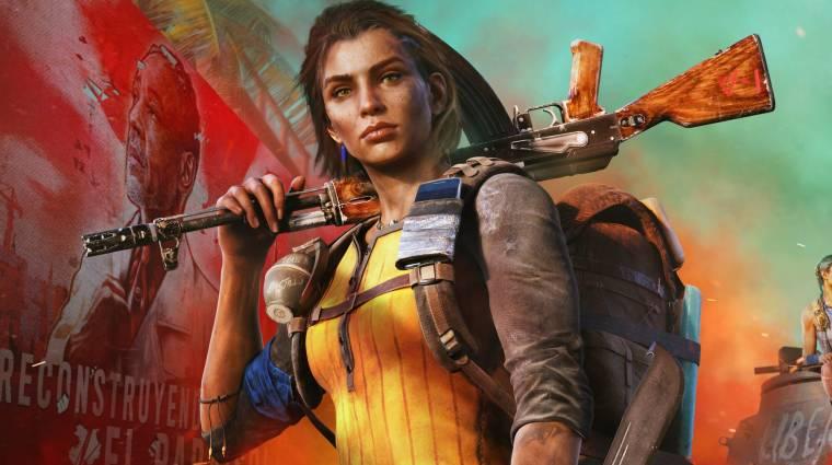 Idomított aligátor és kerekes tacskó hozta el a Far Cry 6 megjelenési dátumát bevezetőkép