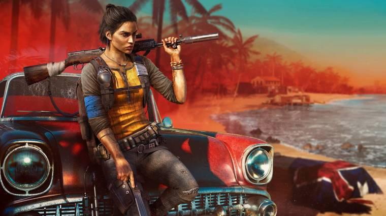 Elképesztően extrém Far Cry 6-os Xbox Series X-et lehet nyerni bevezetőkép