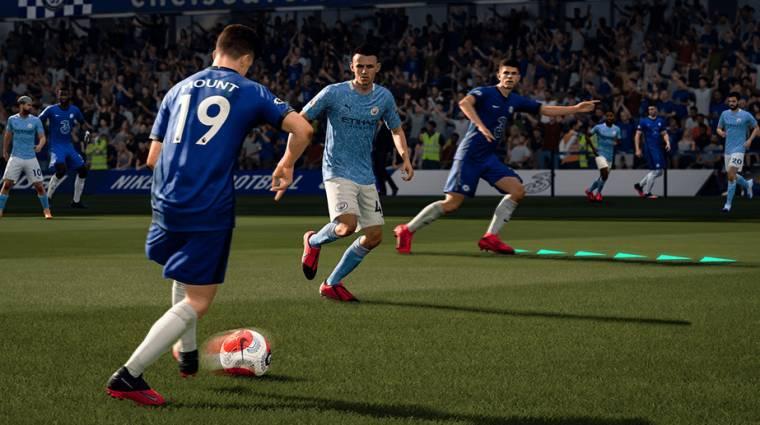 Így változik meg a FIFA 21 karriermódja bevezetőkép