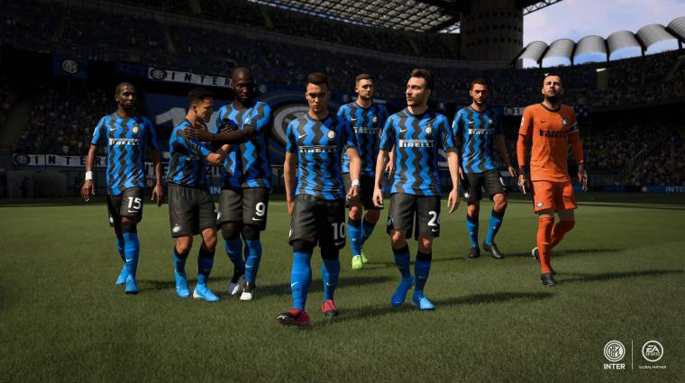 Lekési az új konzolok startját a next-gen FIFA 21 bevezetőkép