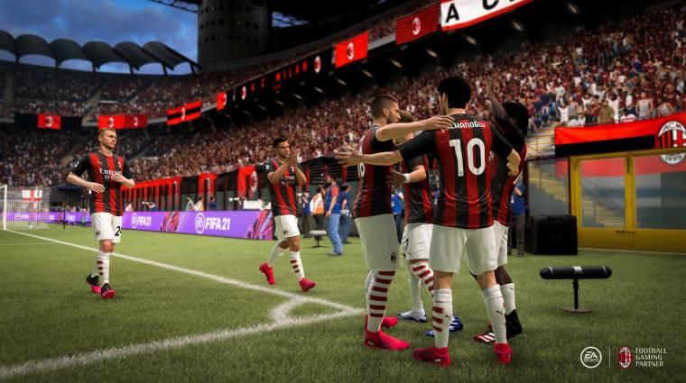 A FIFA 21 vezeti a brit játékeladási listát, de a Nintendo sem panaszkodhat bevezetőkép