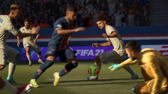 A FIFA 21 játékosai már külön is megvásárolhatják a kozmetikai cuccokat kép