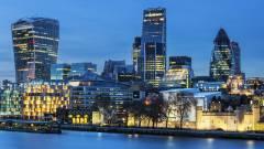Fintech-robbanás - vigyázó szemetek Londonra vessétek kép