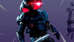 A Fortnite-ban már Black Mantából is skin lett, végre Aquamant is megszerezhetitek kép