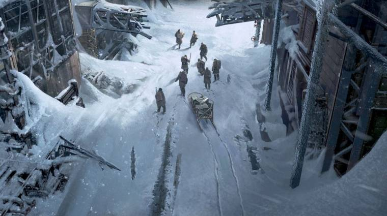 A Frostpunk utolsó DLC-je új sztorit, térképet és kihívásokat hoz magával bevezetőkép