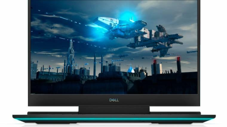 Gamerekre szabott gépekkel és perifériákkal jelentkezett a Dell kép