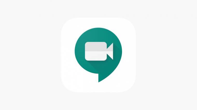 Újabb funkciókkal szorongatja a Zoomot a Google Meet kép