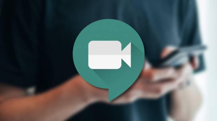 Androidon és iOS-en is zajszűréssel újít a Google Meet kép