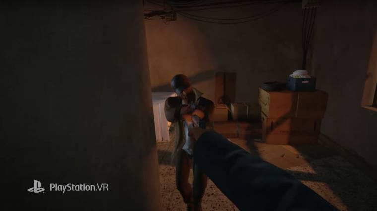 Videón láthatjuk, milyen élmény lesz a Hitman 3 VR-ban bevezetőkép