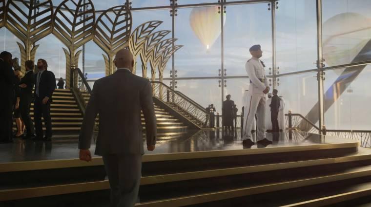 Kilenc másodperc alatt sikerült teljesíteni a Hitman 3 első pályáját bevezetőkép