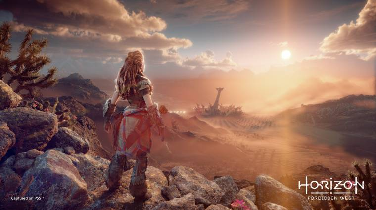 A Horizon: Forbidden West is csúszni fog? bevezetőkép
