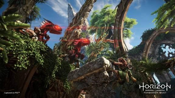 A Horizon Forbidden West új képességeket és eszközöket ad Aloy-nak kép