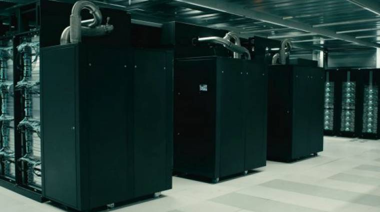 Nézd meg virtuálisan az egyik legerősebb, AMD-alapú szuperszámítógépet kép