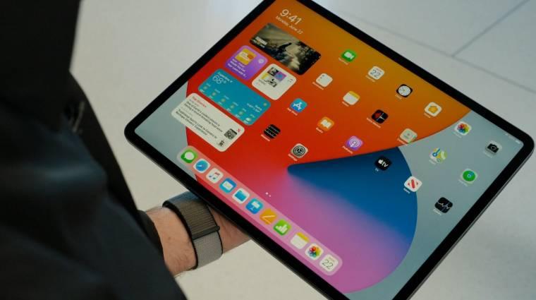 iPadOS 14: jobban kezelhető appok, elegánsabb értesítések kép