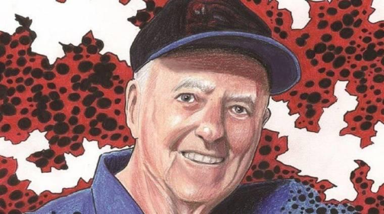 Elhunyt a Marvel Comics ikonikus illusztrátora, Joe Sinnott bevezetőkép
