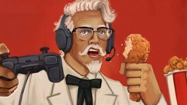 Napi büntetés: tudod, milyen a KFC kontroller? kép