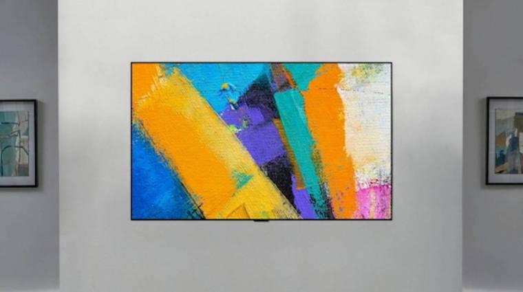 Az új LG GX Gallery tévék papírvékonyak és hiperdrágák kép