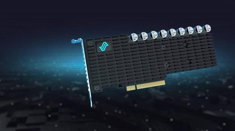 Már van olyan SSD, ami gyorsabb a PlayStation 5 hardverénél bevezetőkép
