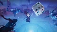 Egyedi és hangulatos akciójáték lesz a Tim Burtont idéző Lost in Random kép