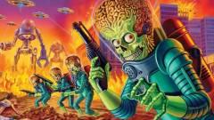 Támad a Mars! - Kritika kép