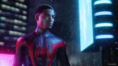 Az Irány a Pókverzum ruhája sem marad ki a Spider-Man: Miles Moralesből kép