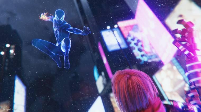 Lekerült a PlayStation YouTube csatornájáról a Spider-Man: Miles Morales trailer bevezetőkép