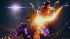 Ilyen mozgásban a Spider-Man: Miles Morales kép