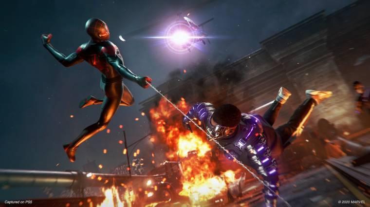 A Marvel's Spider-Man: Miles Morales központi helyszíne Harlem lesz bevezetőkép
