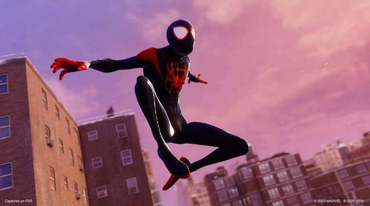 Egyszerűen zseniális a Marvel's Spider-Man: Miles Morales és a Pókember: Irány a Pókverzum! crossovere bevezetőkép