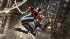 A Spider-Man: Miles Morales lerótta tiszteletét Chadwick Boseman előtt kép