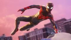Ingyenes új pókszerkó és egy menő PS5-ös extra érkezett a Spider-Man: Miles Moralesbe kép