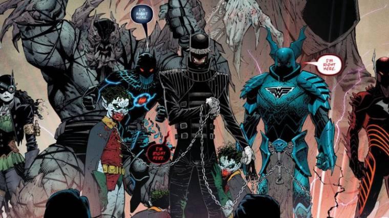 Elképesztő Batman figurák jönnek McFarlane játékcégétől bevezetőkép