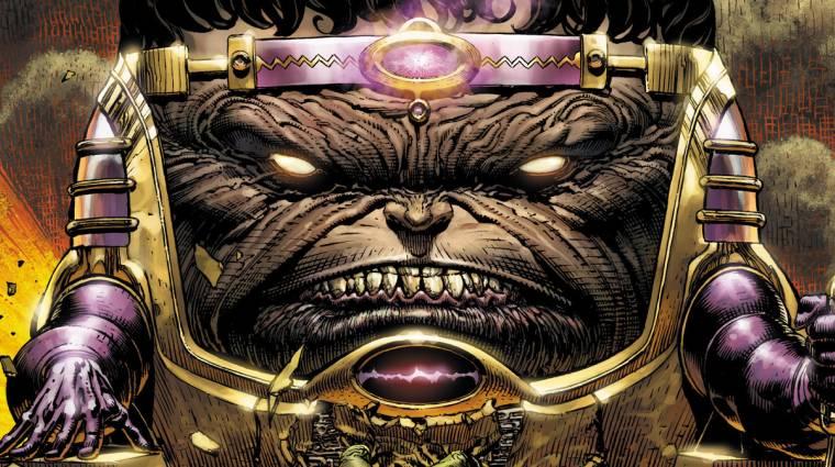 Kicsoda MODOK, a Marvel's Avengers főgonosza? bevezetőkép