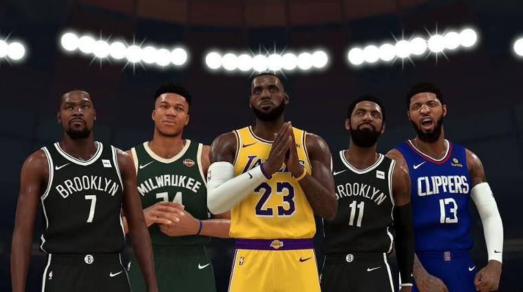 Rengeteg változást és újdonságot hoz az NBA 2K21 MyTeam módja bevezetőkép