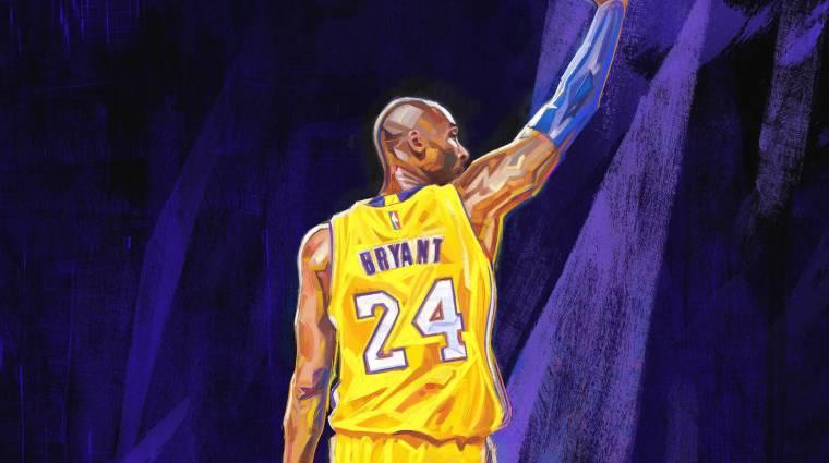 Így fest majd az NBA 2K21 játékmenete a jelenlegi generáción bevezetőkép