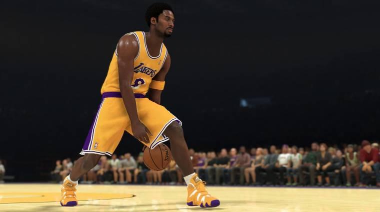 Döbbenet: átugorhatatlan reklámok jelentek meg az NBA 2K21 töltőképernyőjén bevezetőkép