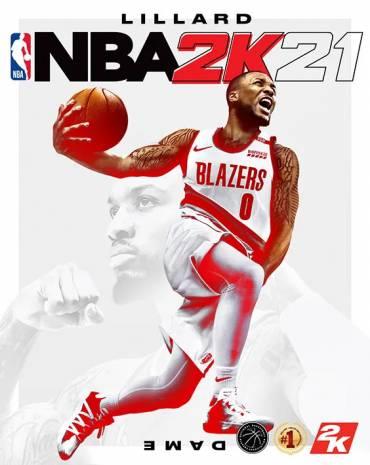 NBA 2K21 kép