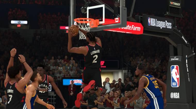 PlayStation 5-ön vagy Xbox Series X-en tölt be gyorsabban az NBA 2K21? Győztest hirdettek bevezetőkép