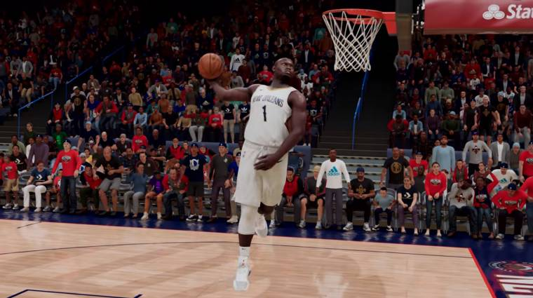 Büntetően néz ki az NBA 2K21 next-gen verziója bevezetőkép