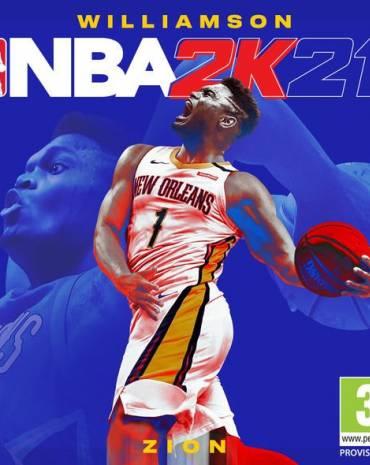 NBA 2K21 next-gen kép