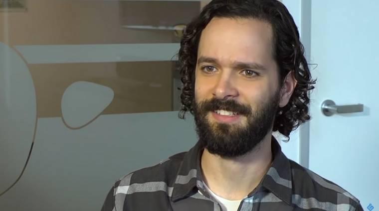 Neil Druckmann a The Last of Us tévésorozat egyik rendezője lesz bevezetőkép