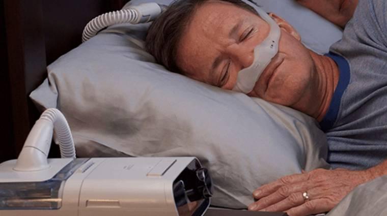 Életveszélyes légzéssegítő gépeket hív vissza a Philips kép