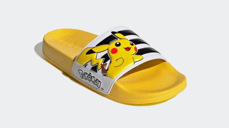 Az Adidas Pikachu papucsai nagyon cukik, és még csak a vesédbe sem kerülnek bevezetőkép