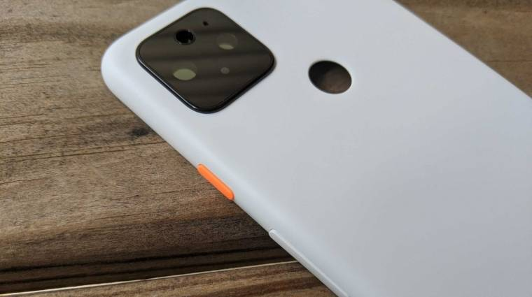 Ilyen lehetett volna a Google Pixel 4a XL kép