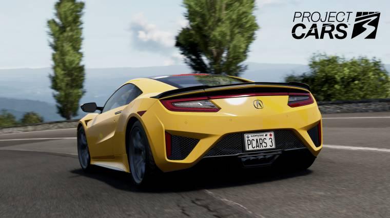 A Project Cars 3 már a megjelenéskor támogatni fogja a VR funkciót, de csak egy platformon bevezetőkép