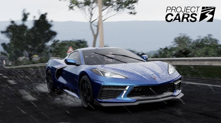 A Project Cars 3 is indul az év legjobb versenyjátékának címéért bevezetőkép