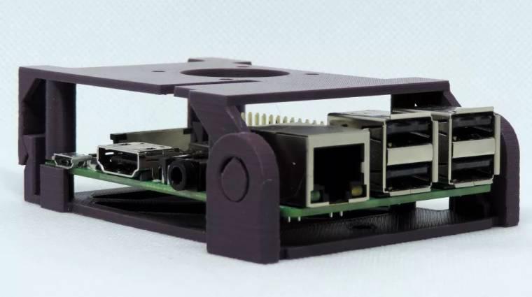 Külső páncélt is nyomtathatsz a Raspberry Pi köré kép