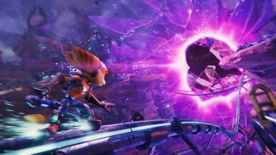 Ratchet & Clank: Rift Apart infódoboz